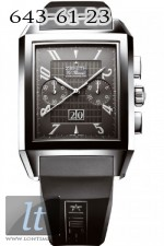 Zenith Port Royal Grande Date (SS / Anthracite / Rubber) 03.0550.4010/21.R512