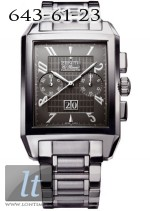 Zenith Port Royal Grande Date (SS / Anthracite / SS) 03.0550.4010/21.M550