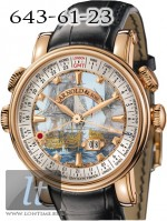 Arnold & Son The Battle of Trafalgar Limited edition 25 1H6AP.D01A.C79B