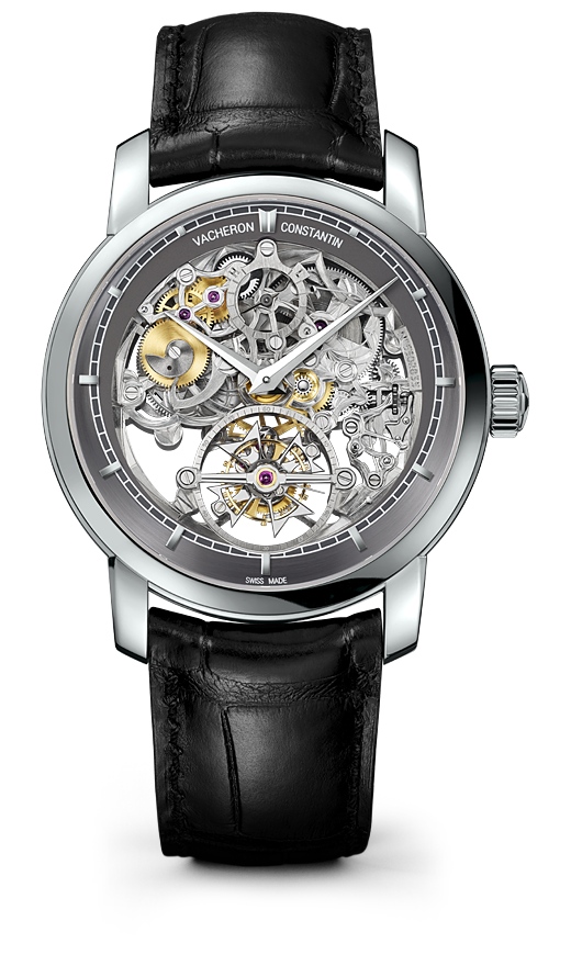 Vacheron Constantin Patrimony Traditionnelle 14-day Tourbillon Openworked 89010/000P-9935